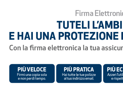Firma elettronica banner